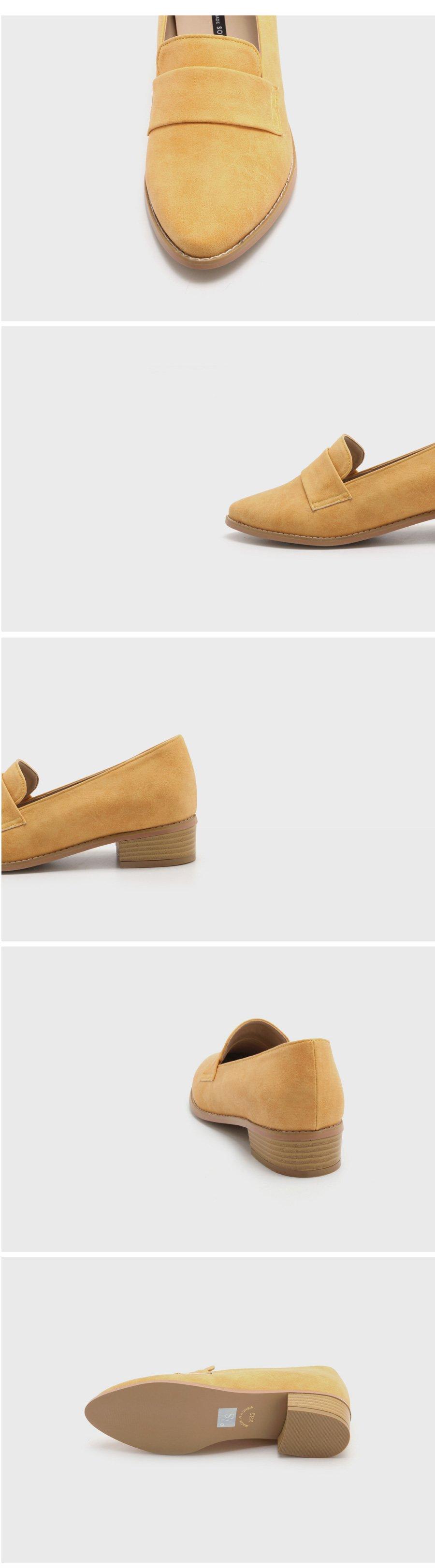 Giày Loadfer Hàn Quốc 3cm - GM1518