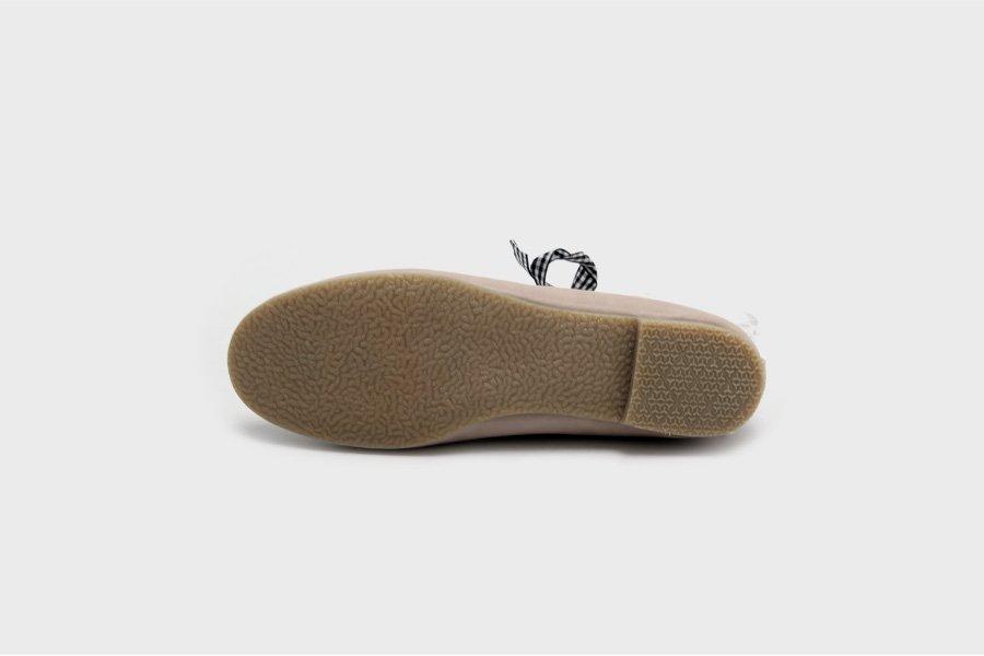 Giày Flat Da 1cm - GM1521